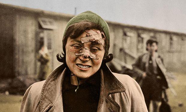 奥斯威辛集中营解放75周年,更多彩色照片曝光,展示了纳粹的罪恶