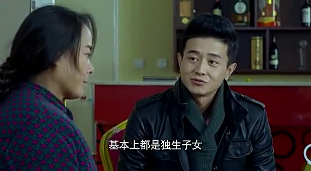 小磊以情动人深深打动了,倔强的李大姐
