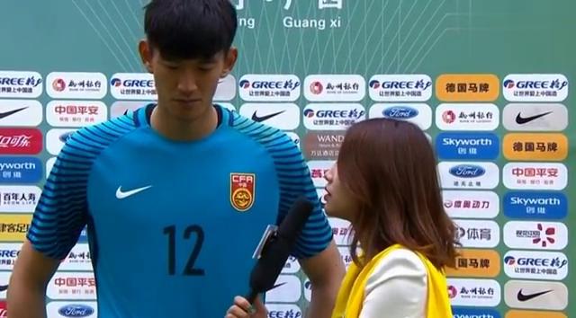 国足再次大比分惨败,赛后颜骏凌接受采访,听听他说了什么