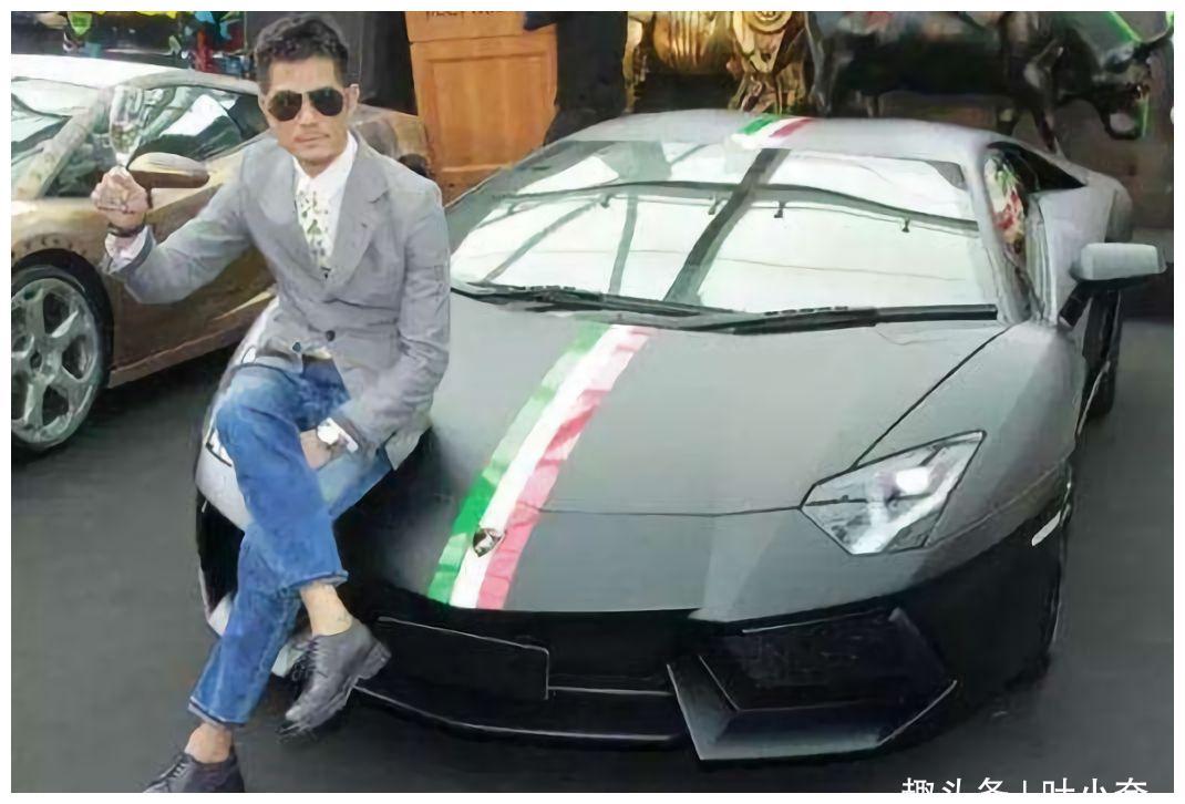 富二代坐拥8亿身家,卖出过1000多辆法拉利,郭富城买车都得找他