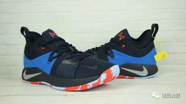 """新一代泡椒签名战靴Nike PG 2 EP """"泡椒2代"""""""