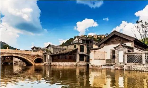 夏日古镇旅行之地:古北水镇,遥桥古堡,杨柳青古镇,北塘古镇