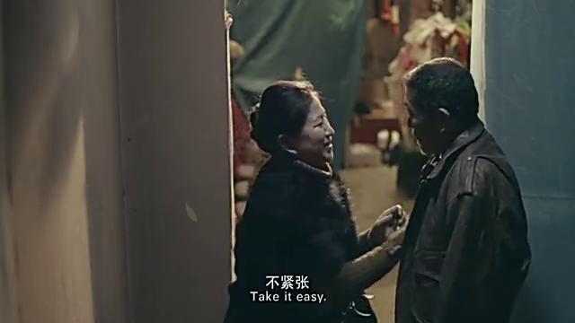 李国富即将上台表演,刘桂兰细心安慰,网友:真般配