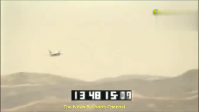5个战斗机坠毁可怕一幕