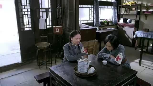 怒放第05集:硬汉违纪遭上级处分,手下含泪找美女出面说情