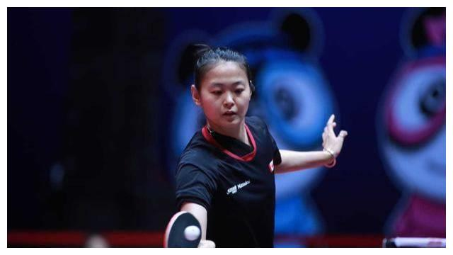 一轮游!T2女单冠军0:4完败出局,朱雨玲坦言心态胜过技术
