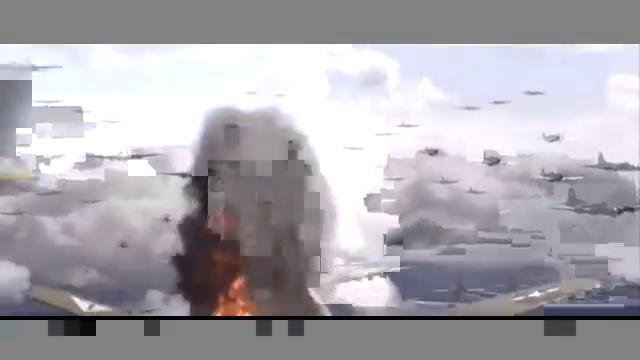 成百上千的飞机大战,如此震撼的空中交火场面,错过就是你的损失