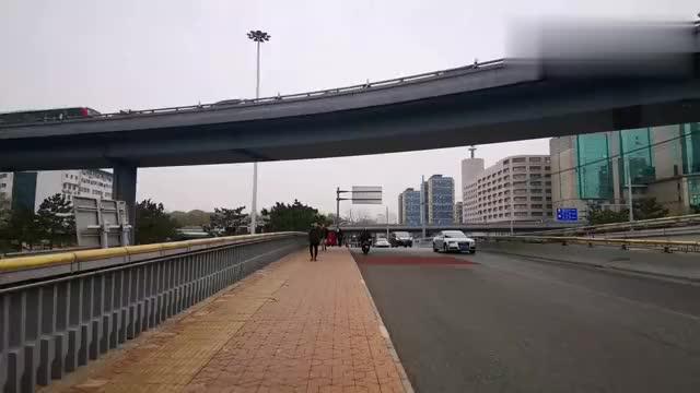 北京最难走的立交桥,走在这里,导航可能都会失灵