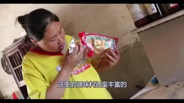 胖妹做螺狮粉给奶奶接风洗尘酸爽开胃1人吃1大碗真过瘾