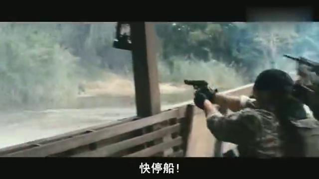一部丛林战争猛片,疯狂彪悍的战斗场面劲爆眼球每一秒精彩刺激