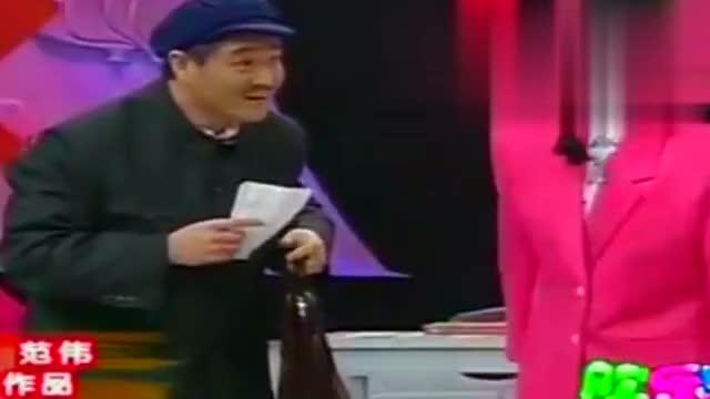 赵本山范伟爆笑小品《牛大叔提干》,台下掌声接憧而来