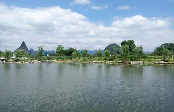 柳州幽静小屯,何必远行,这可以休闲放松让时间慢下来