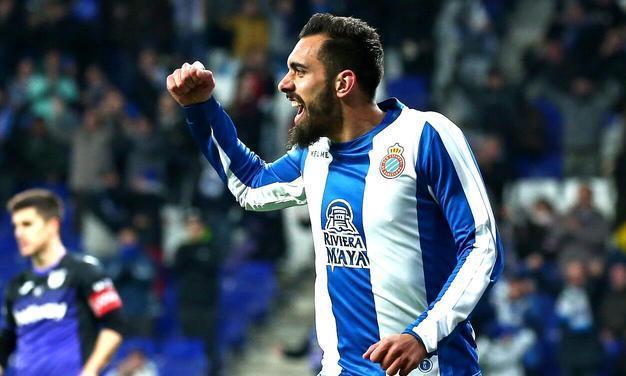 伊格莱西亚斯:西班牙人成绩突破历史,从未想过会被球迷抬出球场