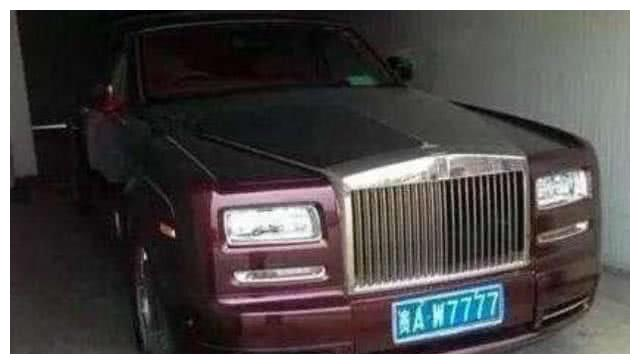 """老干妈车库里""""最贵""""的车,价值近千万,性能远超劳斯莱斯"""