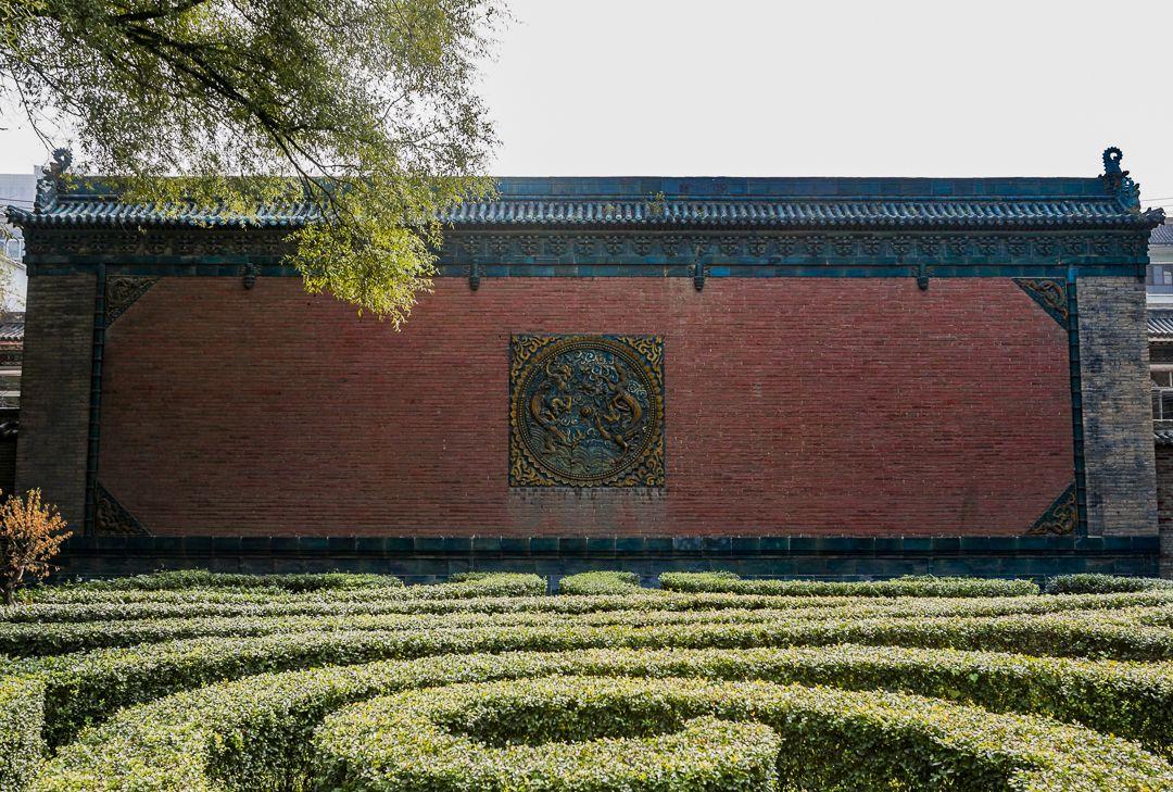 图说山西太原市文庙,了解山西的民俗和孔子的生平