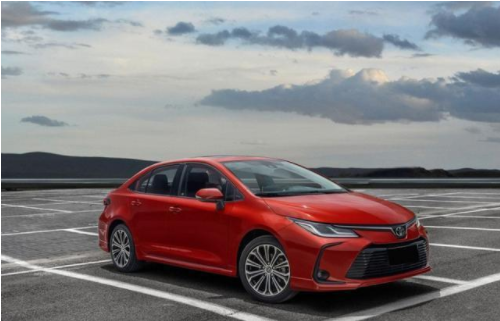 销量最高的轿车 第十二代卡罗拉上市全面升级售11.98万起