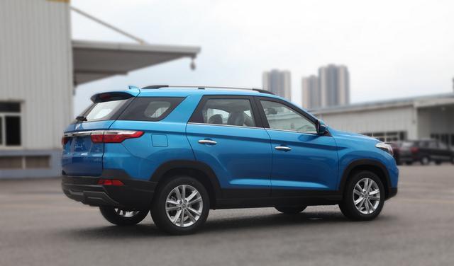 最便宜的7座SUV!动力带T仅售6万,还有7年15万公里质保