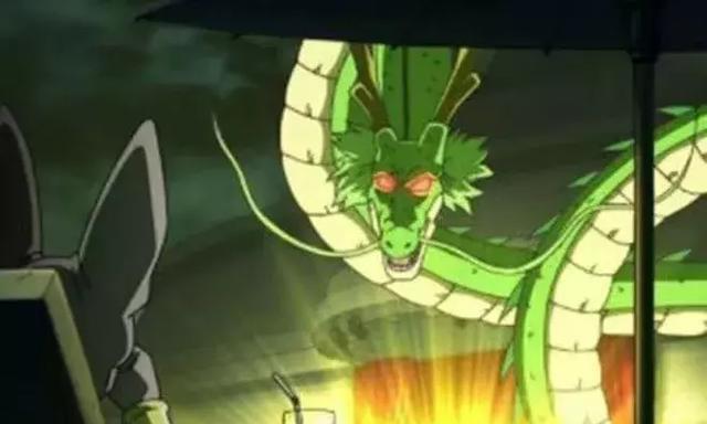 《七龙珠》,神龙到底有木有战斗力?