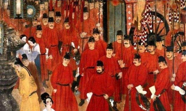 郑畋的这首《马嵬坡》虽然没有《长恨歌》出名,却也是经典之作