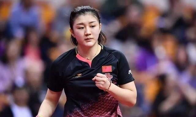 给力!亚锦赛国乒冠军组合力压日乒晋级,有望提前包揽女双冠亚军
