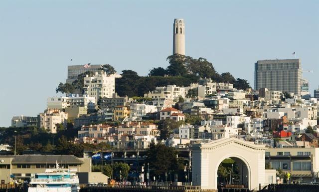 旧金山必须去的地方,不是因为景色如何,人气全湾区最旺的地方