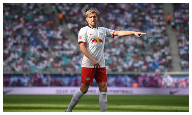德甲:RB莱比锡3战无胜,沃尔夫斯堡客战能抢到分数吗?