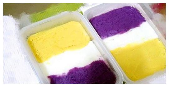 """教您在家轻松做""""三色雪糕"""",清凉爽口,无添加剂,健康又卫生!"""