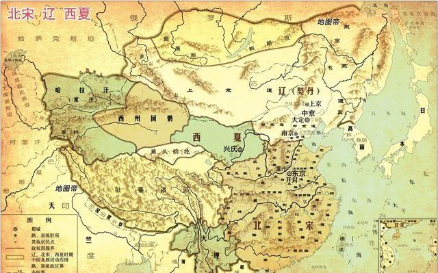 唐 宋 元 明 清的疆域图 元朝面积最大,清朝初步形成格局图片