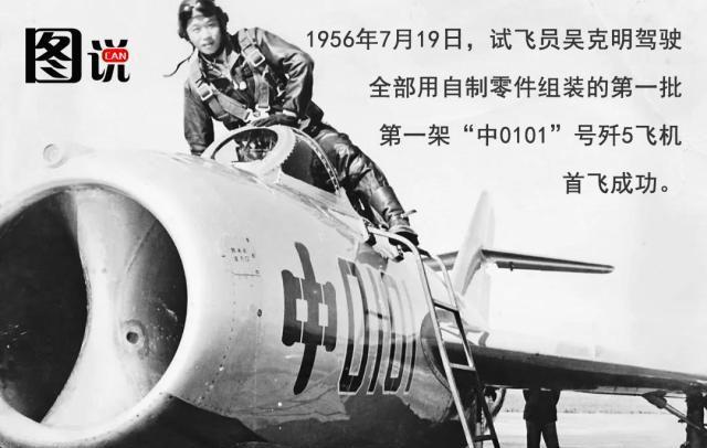 「祖国天空70年」中国歼击机奋发图强 一飞冲天