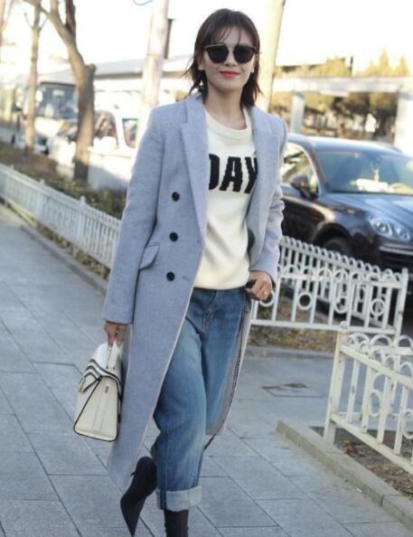 """有种鞋子叫做刘涛的""""不等式""""鞋,时尚有特色,厉害!"""