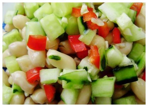 家常菜:一年四季要吃这菜,脆嫩可口,调节胆固醇,常吃越吃越瘦