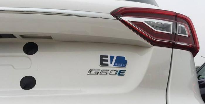 """上海车展之新能源""""新骑兵""""大乘汽车纯电动G60E"""
