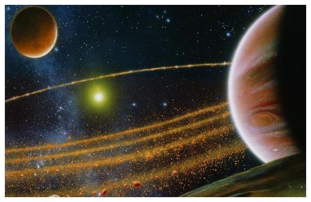 小行星带为何偏偏位于火星木星之间?其他的不行吗?是谁安排的?
