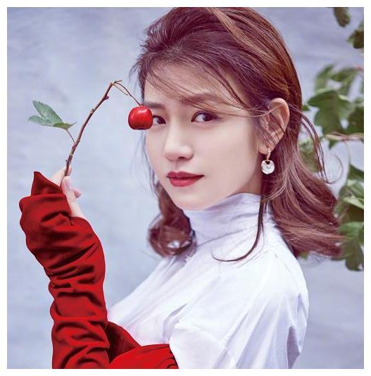 台湾最美五大女星,陈妍希垫底,田馥甄位居第二,第一美到窒息!