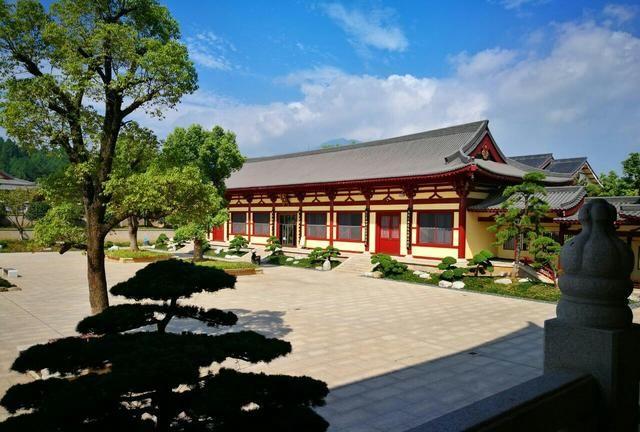 江西省 九江市 庐山 东林寺 佛教八大道场之一 净士宗发源地