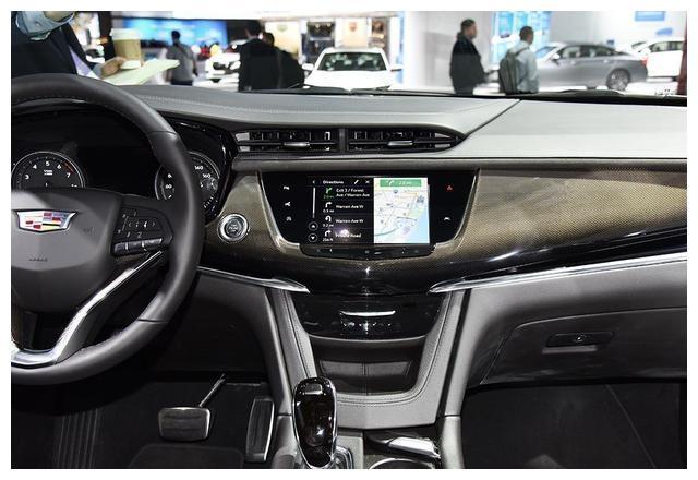 再过7天,国产凯迪拉克旗舰SUV内饰公布,有望在7月份正式上市