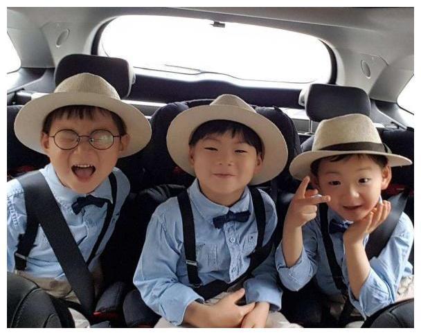 宋家三胞胎长大了,民国还是那个民国,兄弟三个表情包多到数不完