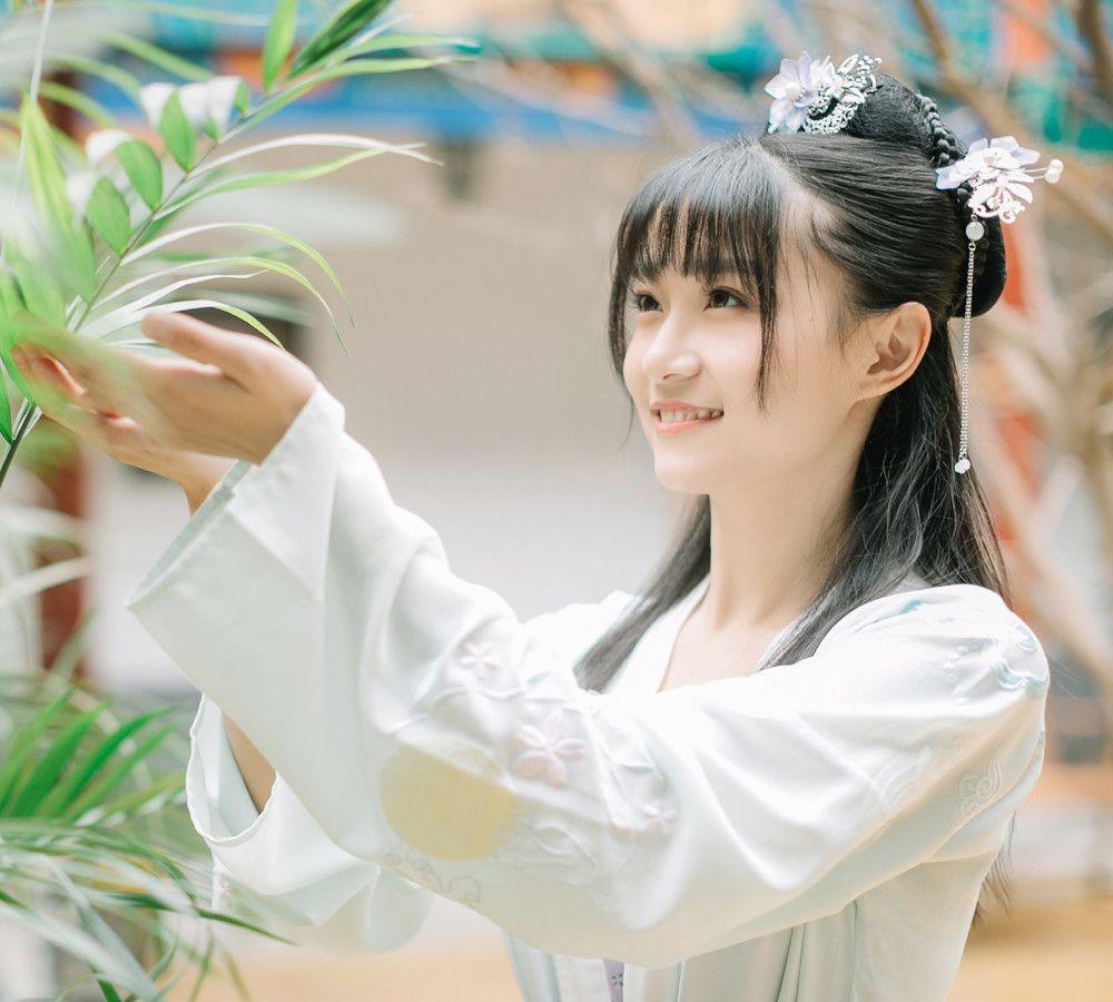 中华优秀的传统文化——汉服