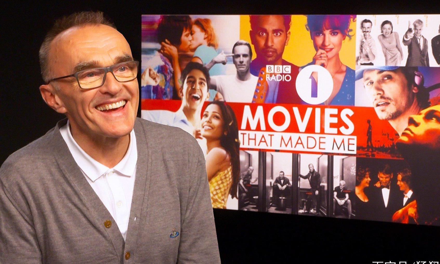 造就我的电影:《猜火车》导演丹尼·博伊尔「纪录片」