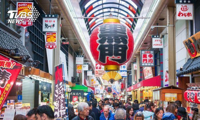 大阪黑门市场吃美食河豚料理等你来