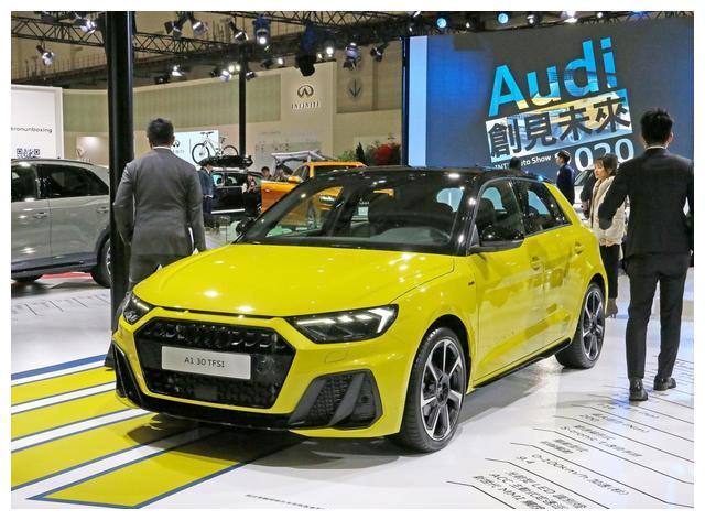 奥迪推出新款奥迪A1五门Sportback,再次展示灯厂的实力