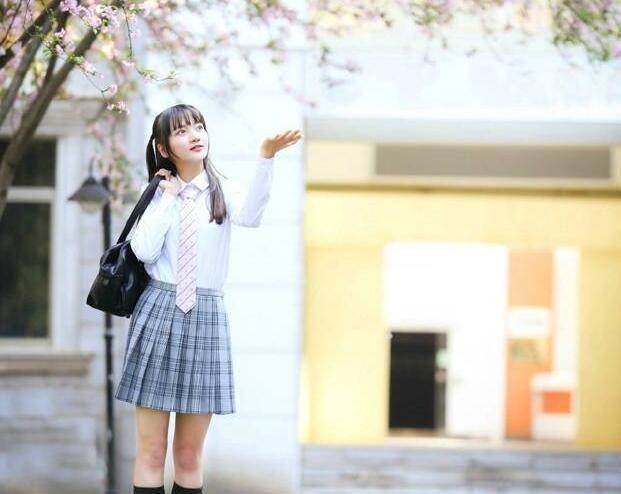 女孩摄影:首都师范大学清纯校花