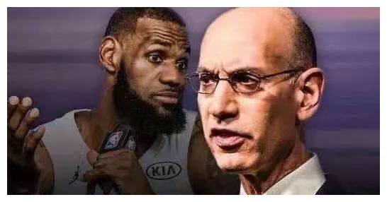 抵制NBA谁能解决?詹姆斯是答案,伊戈达拉:他退役后可当总裁