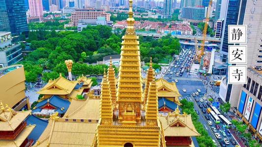 上海被遗忘的寺庙,建寺700多年,不比静安寺差
