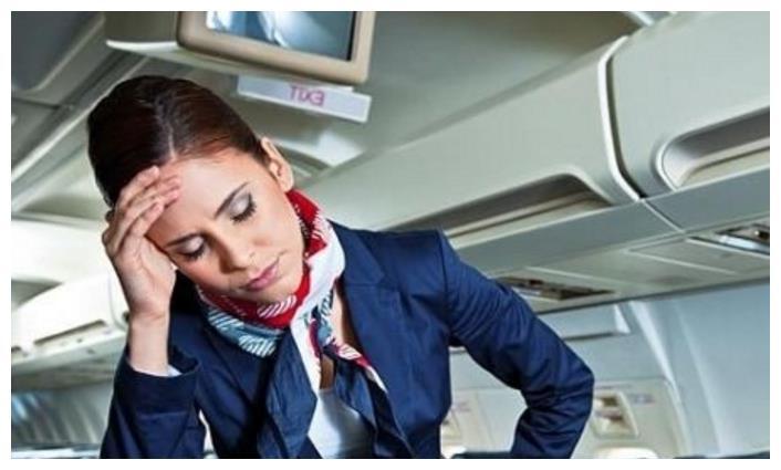 全世界空姐公认最头疼的乘客:第二个让人无语,最后一个最奇葩!