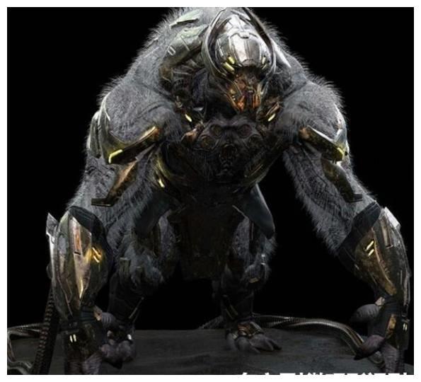 漫威中的五大巨兽,巨狼芬里尔能单挑浩克,最后一只堪比哥斯拉!