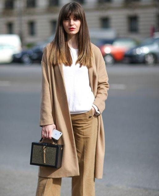 气质优雅的模特街拍:好身材搭配潮流服装,你喜欢吗
