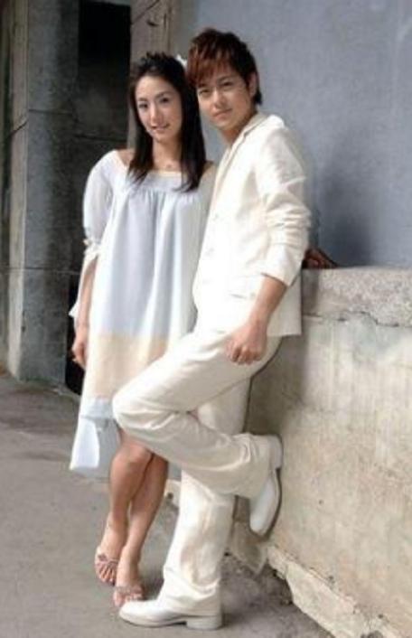 林志颖高调秀恩爱,和陈若仪在一起十多年,越来越年轻