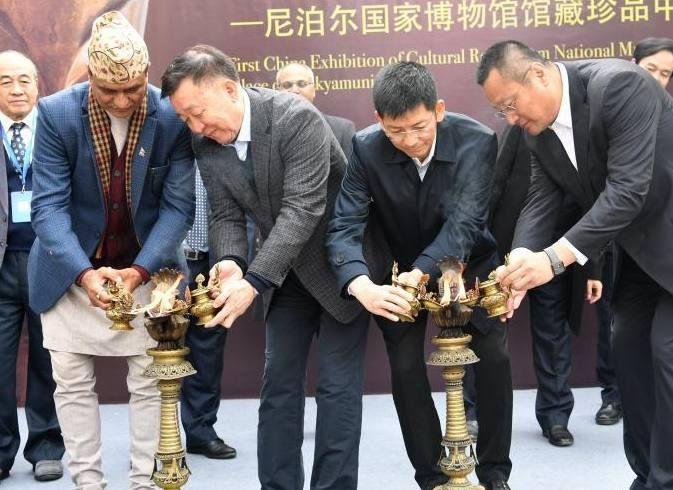 尼泊尔国家博物馆,馆藏珍品中国首展