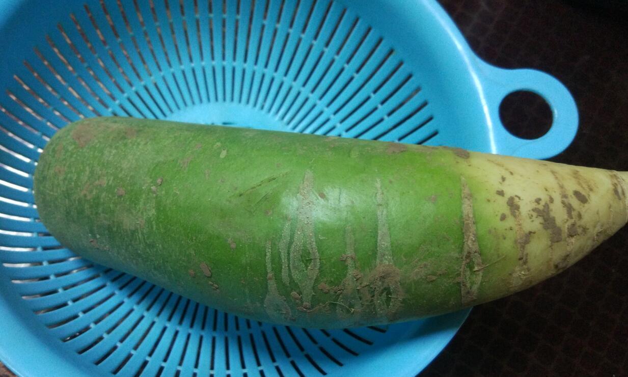 青萝卜香菇丸子,火锅料的配菜,好吃放心简单一学就会